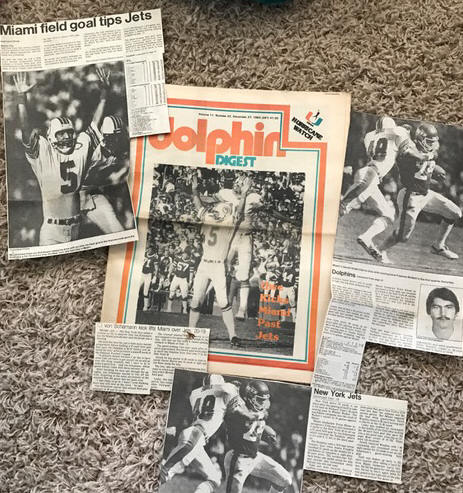 Dolphin media from 34 years ago!