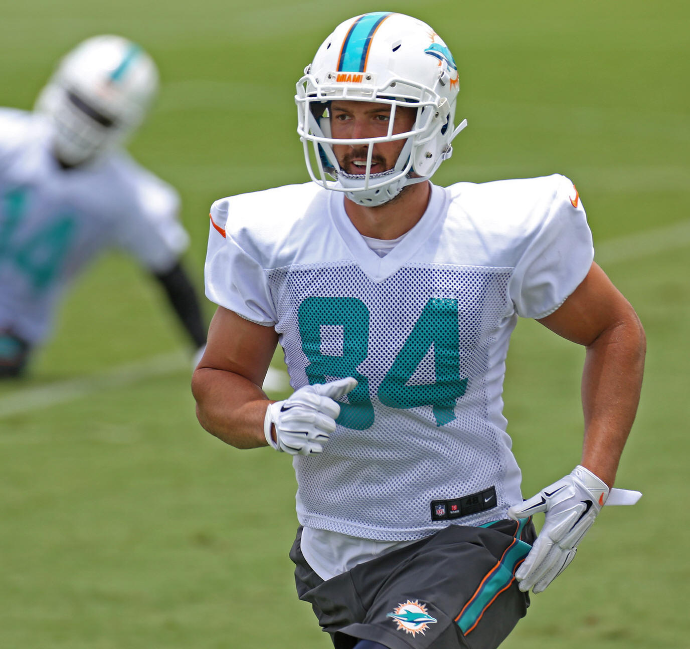Jordan Cameron-TE-1st year-Training Camp 2015