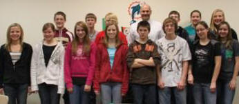 Taken on the final school day of 2010, this was my 2nd quarter reading class.  I WILL MISS THEM!!